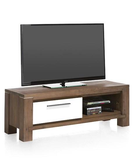 MultiPlus, TV-Sideboard 1-Klappe + 2-Nischen - 120 cm-1