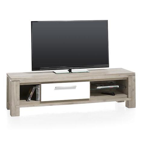 MultiPlus, TV-Sideboard 1-Klappe + 3-Nischen - 150 cm-1