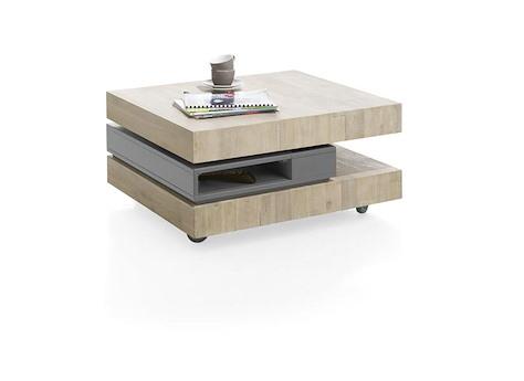 multiplus couchtisch 80 x 70 cm 4 nischen. Black Bedroom Furniture Sets. Home Design Ideas