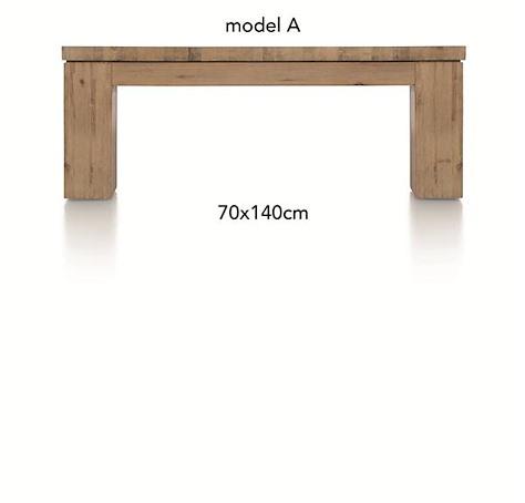 A La Carte, Couchtisch 140 x 70 cm - AAD