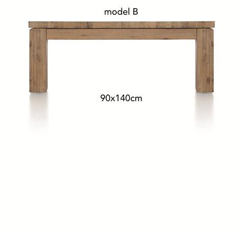 A La Carte, Couchtisch 140 x 90 cm - BEN-1