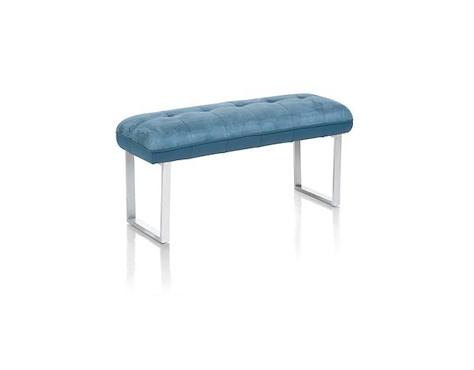 Milva bank, Sofa ohne Ruecken + Taschenfederung - 105 cm