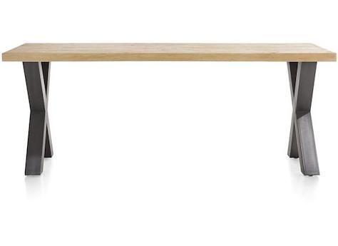 metalox tisch 200 x 100 cm henders hazel. Black Bedroom Furniture Sets. Home Design Ideas