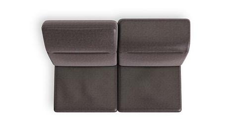 Dax, 2.5-Sitzer ohne Armlehnen