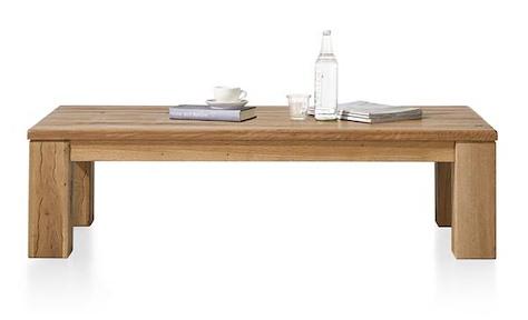 Masters, Couchtisch 140 x 90 cm - Holz 12x12/10x14