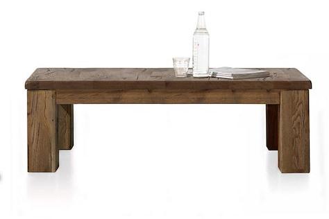 Masters, Couchtisch 120 x 90 cm - Holz 12x12/10x14