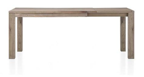 Masters, Ausziehtisch 140 (+60) x 90 cm - Holz 9x9