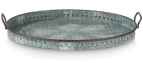 Tablett Elvira - 53,5 x 50 cm
