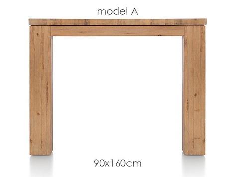 A La Carte, Tisch 160 x 90 cm - AAD-1