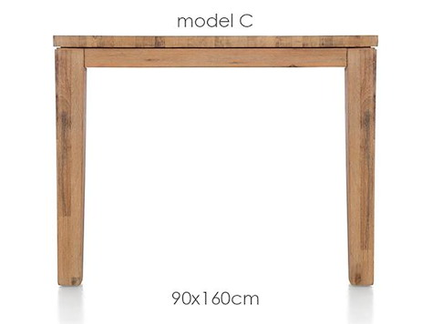 A La Carte, Tisch 160 x 90  cm - COR-1