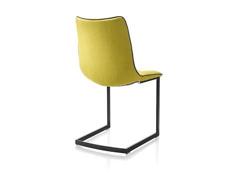 kate metall stuhl aus vintage metall henders hazel. Black Bedroom Furniture Sets. Home Design Ideas