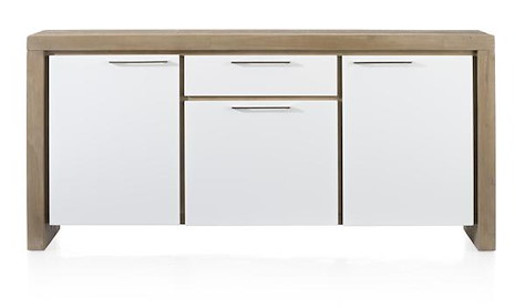 Kozani, Sideboard 3-Tueren + 1-Lade - 185 cm-1