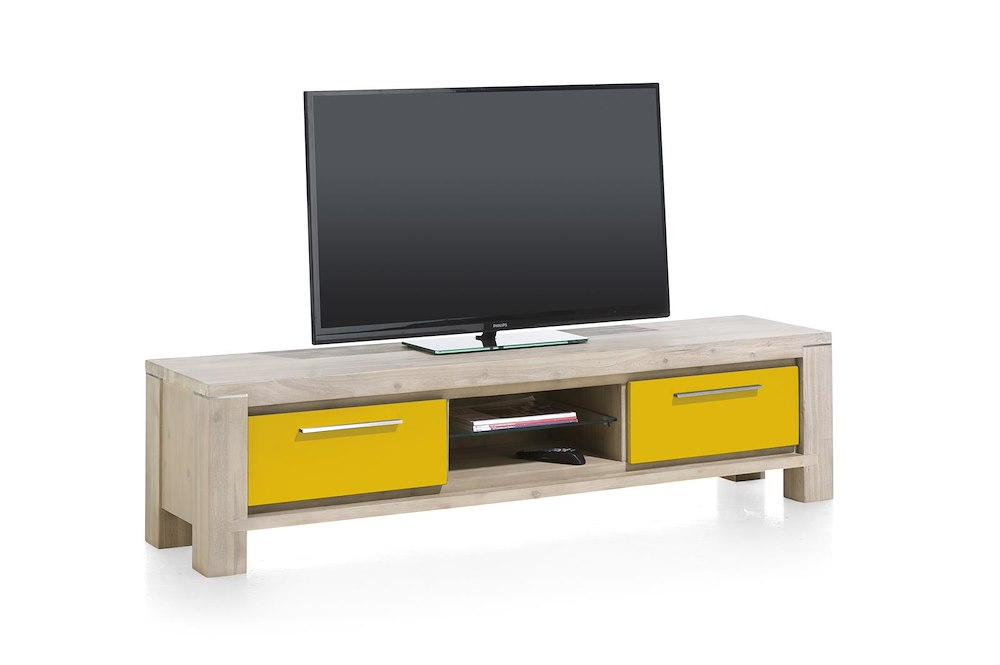 Multiplus tv dressoir 1 lade 180 cm henders hazel - Configuratie dressing ...