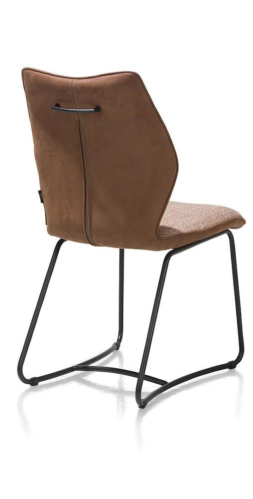 jason eetkamerstoel zwart frame nosag combi kibo fantasy. Black Bedroom Furniture Sets. Home Design Ideas
