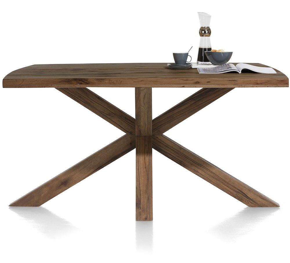 maestro eetkamertafel 150 x 130 cm. Black Bedroom Furniture Sets. Home Design Ideas