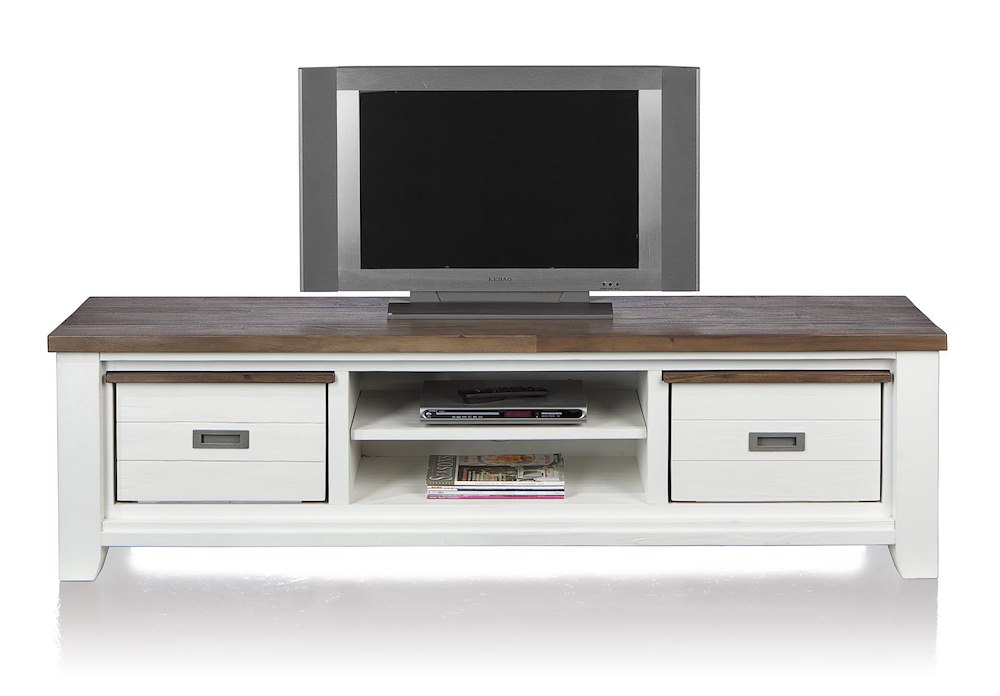 velasco tv dressoir 2 boxen 190 cm henders hazel. Black Bedroom Furniture Sets. Home Design Ideas