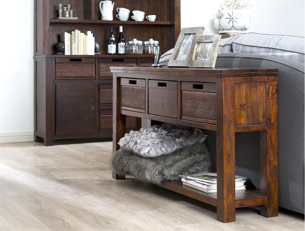cape cod sidetable 153 x 35 cm henders hazel. Black Bedroom Furniture Sets. Home Design Ideas