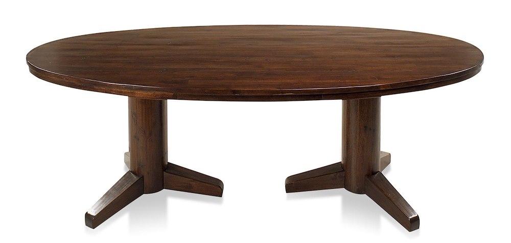 eetkamertafel ovaal. Black Bedroom Furniture Sets. Home Design Ideas