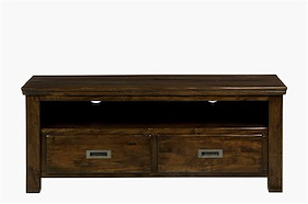 Cape Cod, Tv-dressoir 2-laden + 1-niche - 130 Cm