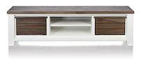 Velasco, Tv-dressoir 2-boxen + 2-niches - 190 Cm