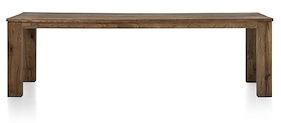 Masters, Eetkamertafel 260 X 100 -hout 12x12/10x14