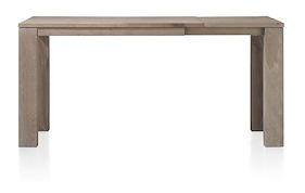 Masters, Uitschuif-bartafel 140 (+ 60) X 90 Cm - Hout 12x12/10x14