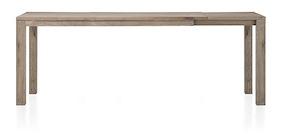 Masters, Uitschuif-bartafel 200 (+ 60) X 100 Cm -hout 9x9