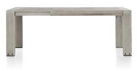 Avola, Uitschuiftafel 160 (+ 60) X 100 Cm