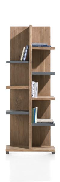 Falster, Boekenkast 9-niches 70 Cm