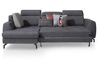 Valras, 2.5-zits + Longchair Links + Lounge + Box
