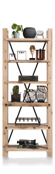 Maitre, Boekenkast 6-planken - 75 Cm