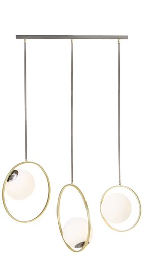 Leah, Hanglamp - 3 Lamps G9
