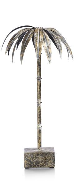 Beeld Palm Tree Large - Hoogte 45 Cm