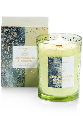 Geurkaars Lemongrass & Ginger