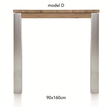 A La Carte, bartafel 160 x 90 cm - DIRK