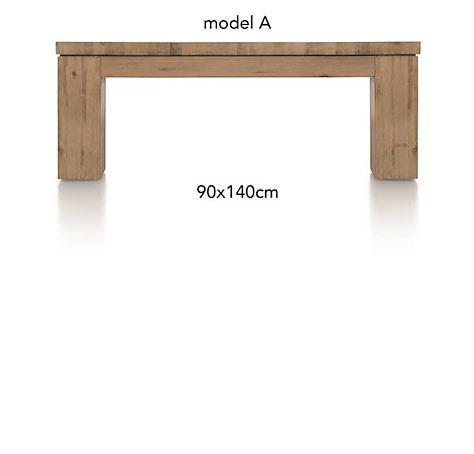 A La Carte, salontafel 140 x 90 cm - AAD