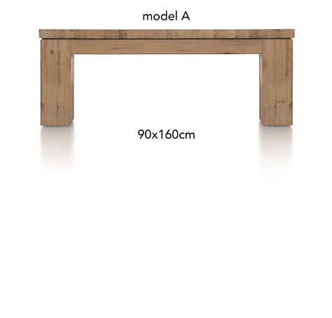 A La Carte, salontafel 160 x 90 cm - AAD-1