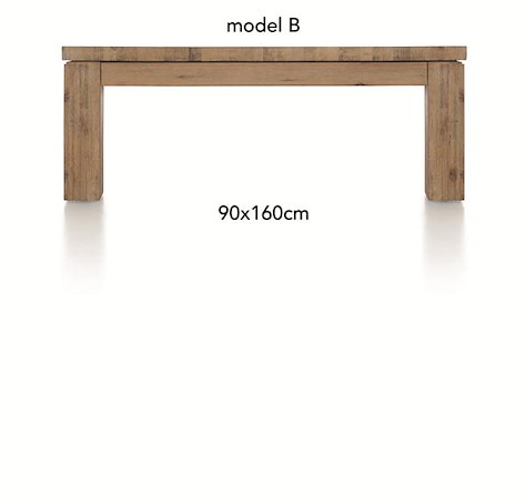 A La Carte, salontafel 160 x 90 cm - BEN