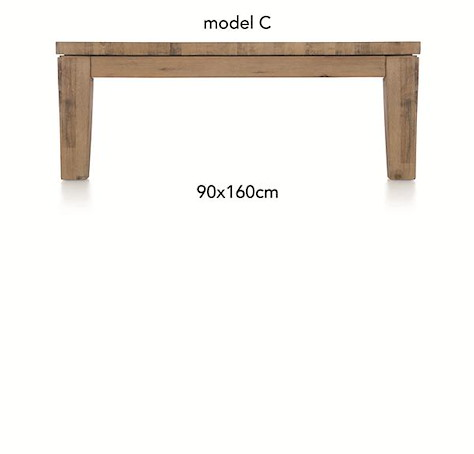 A La Carte, salontafel 160 x 90 cm - COR-1