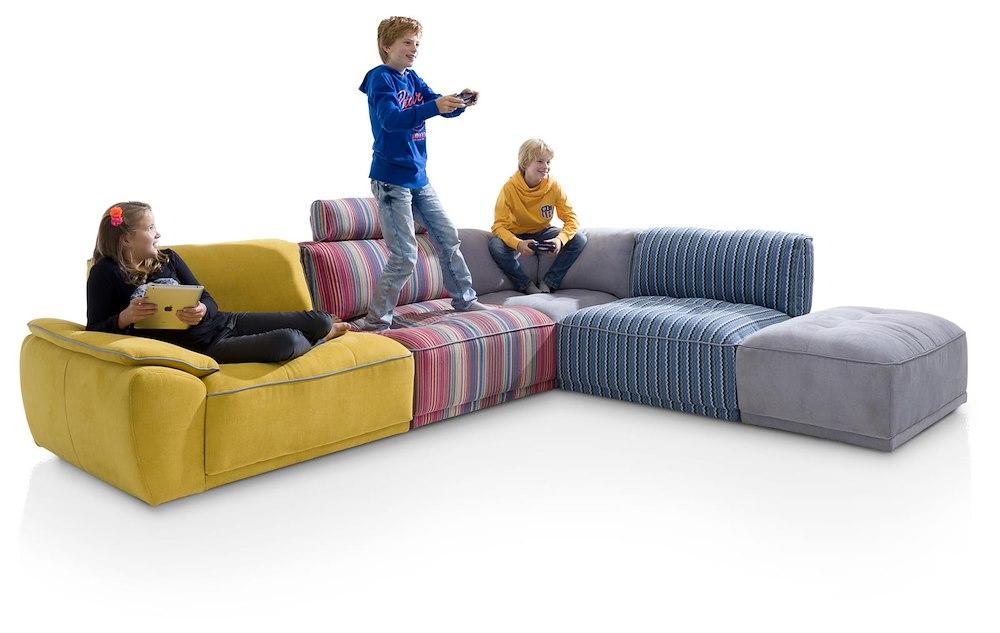 pouf small udine heth. Black Bedroom Furniture Sets. Home Design Ideas