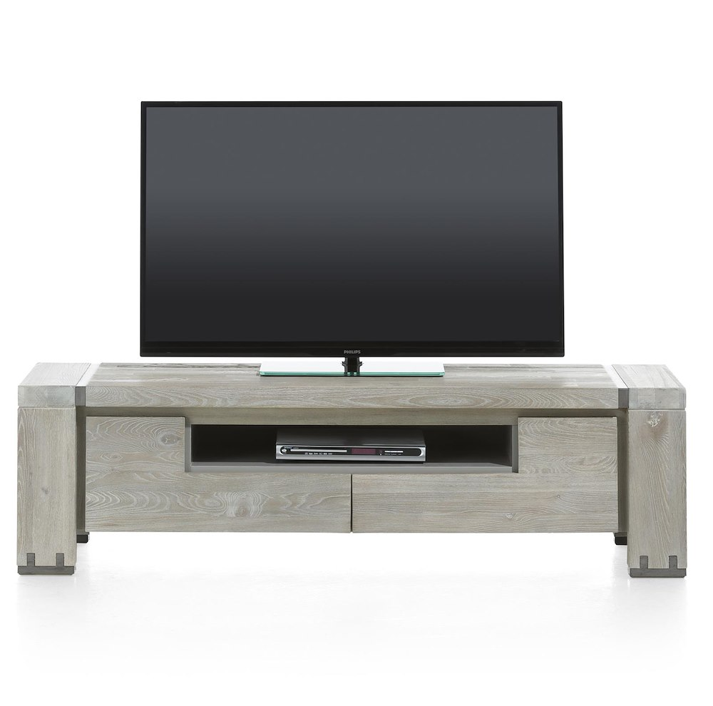 Avola tv sideboard 2 fall fronts 1 niche 160 cm for Sideboard qr