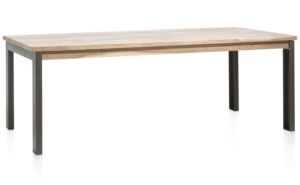 Falster dining table 190 x 90 cm for Table induction 90 cm