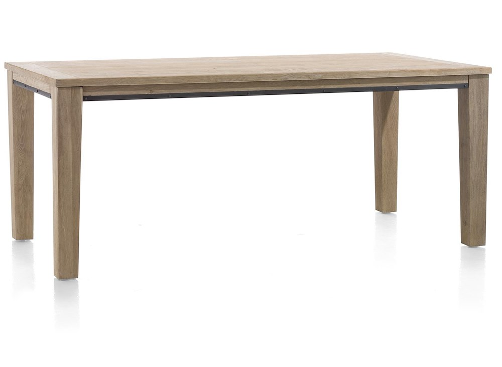 Atelier dining table 190 x 90 cm for Table induction 90 cm