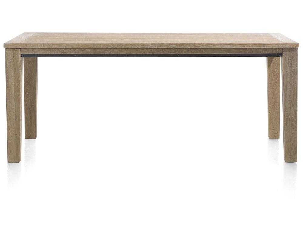 Atelier dining table 220 x 100 cm - Table hauteur 100 cm ...