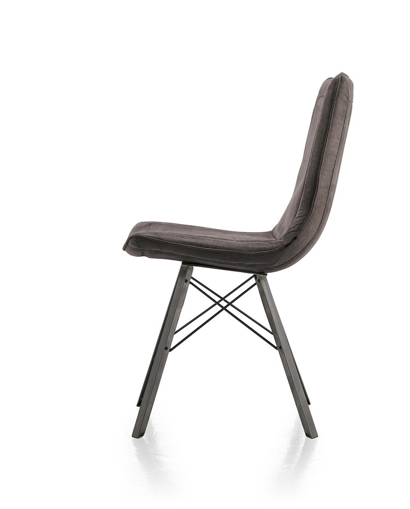 chaise thora vintage metal talamanca heth. Black Bedroom Furniture Sets. Home Design Ideas