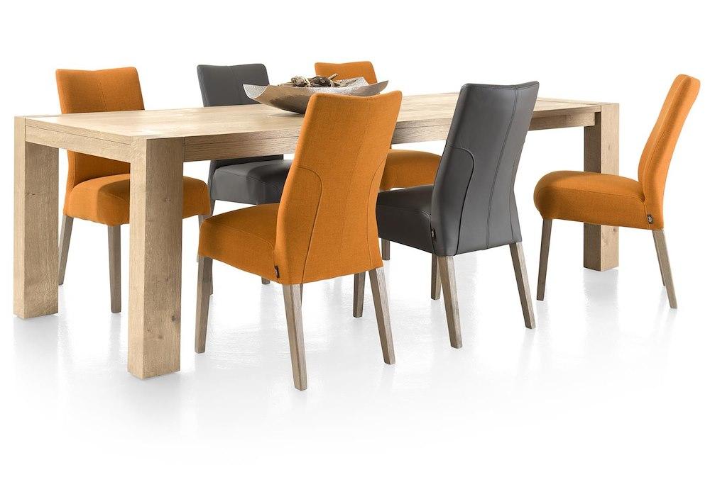 Santorini dining table 220 x 100 cm - Table hauteur 100 cm ...
