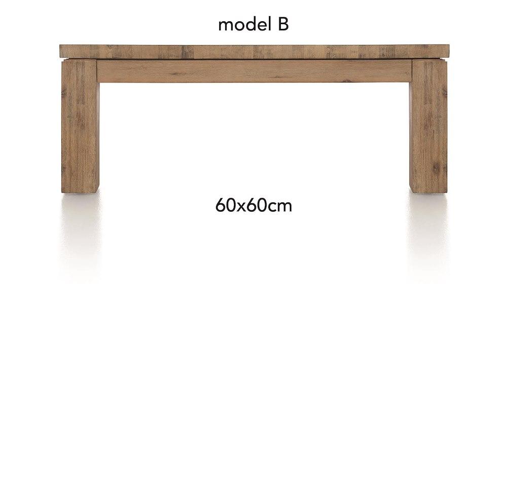 table basse de salon la carte 60x60 cm. Black Bedroom Furniture Sets. Home Design Ideas
