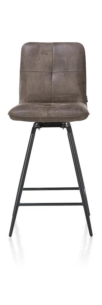 chaise de bar milan 45x101 cm heth. Black Bedroom Furniture Sets. Home Design Ideas