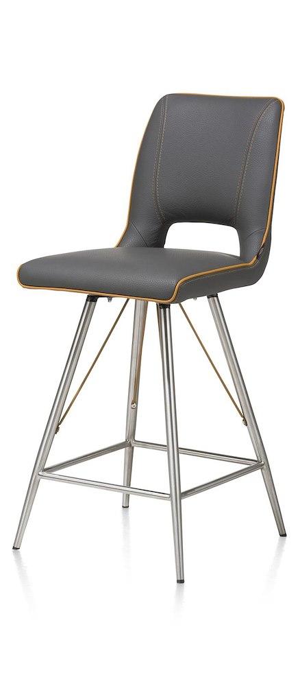 duncan chaise de bar inox tatra antracite ou tatra charcoal accent. Black Bedroom Furniture Sets. Home Design Ideas