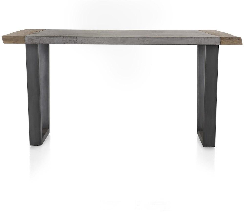 table de bar moderne farmer 180x100 cm heth. Black Bedroom Furniture Sets. Home Design Ideas